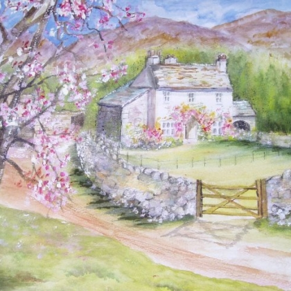 The Little Welsh Cottage