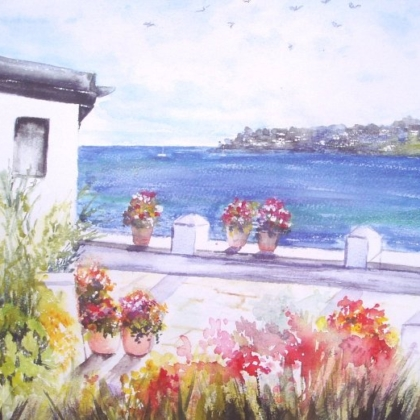 A Cottage in Moelfre
